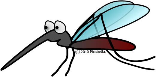 Mosquito spate clipart free images