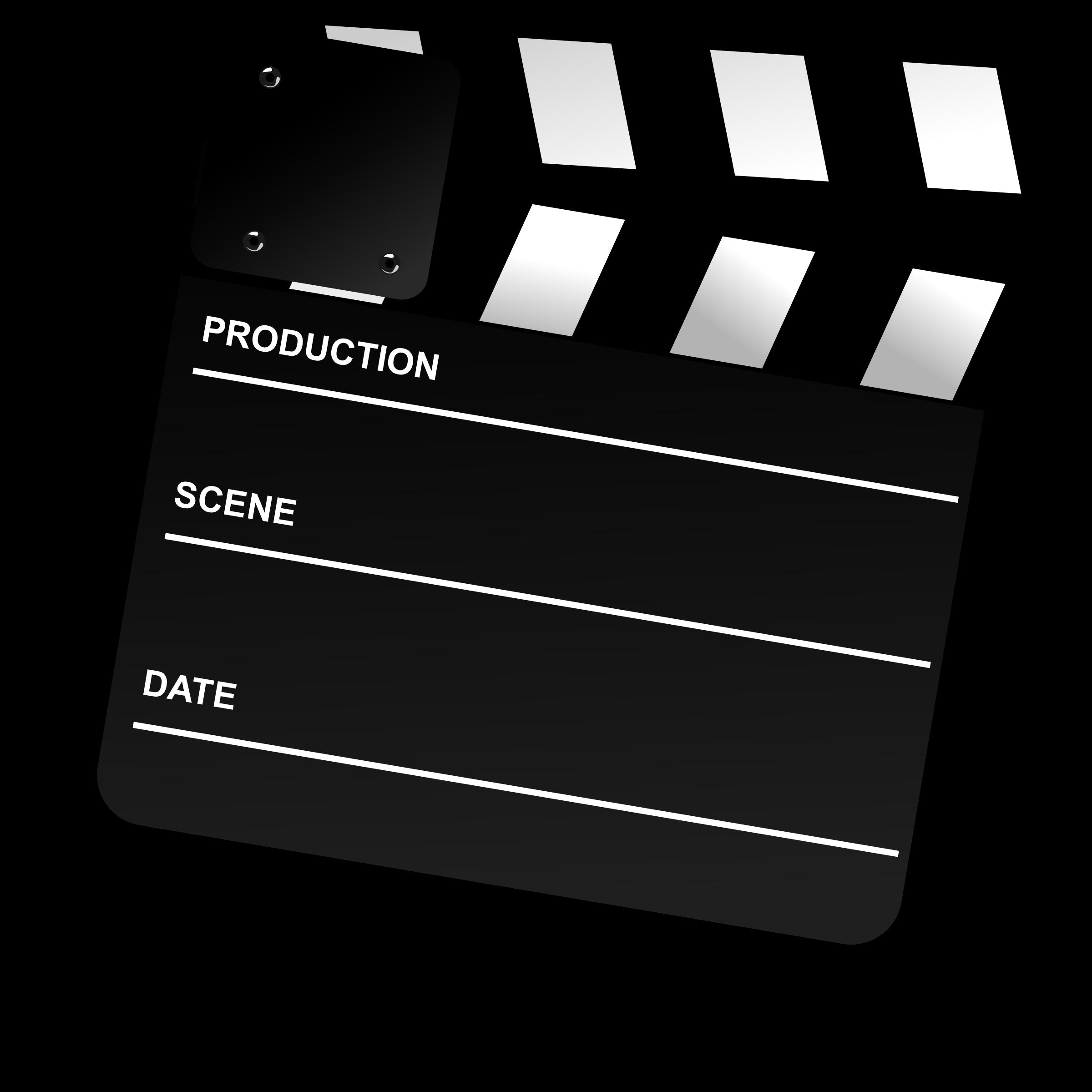 Movie night clip art 9 2