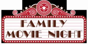 Movie night clipart 5 2
