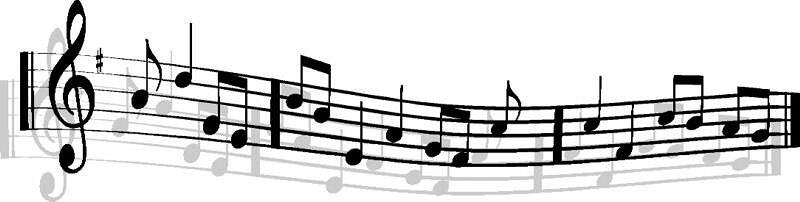 Music note clip art musical notes music clipart free images