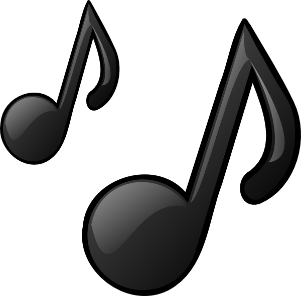 Music note free clipart