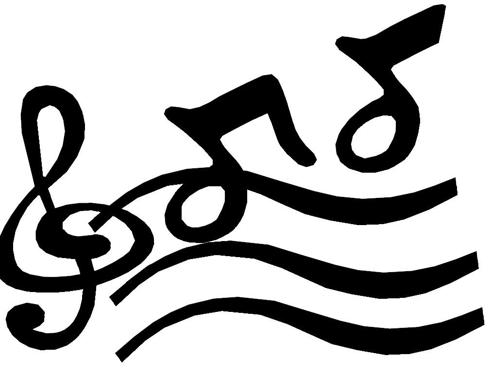 Music note music symbols clipart