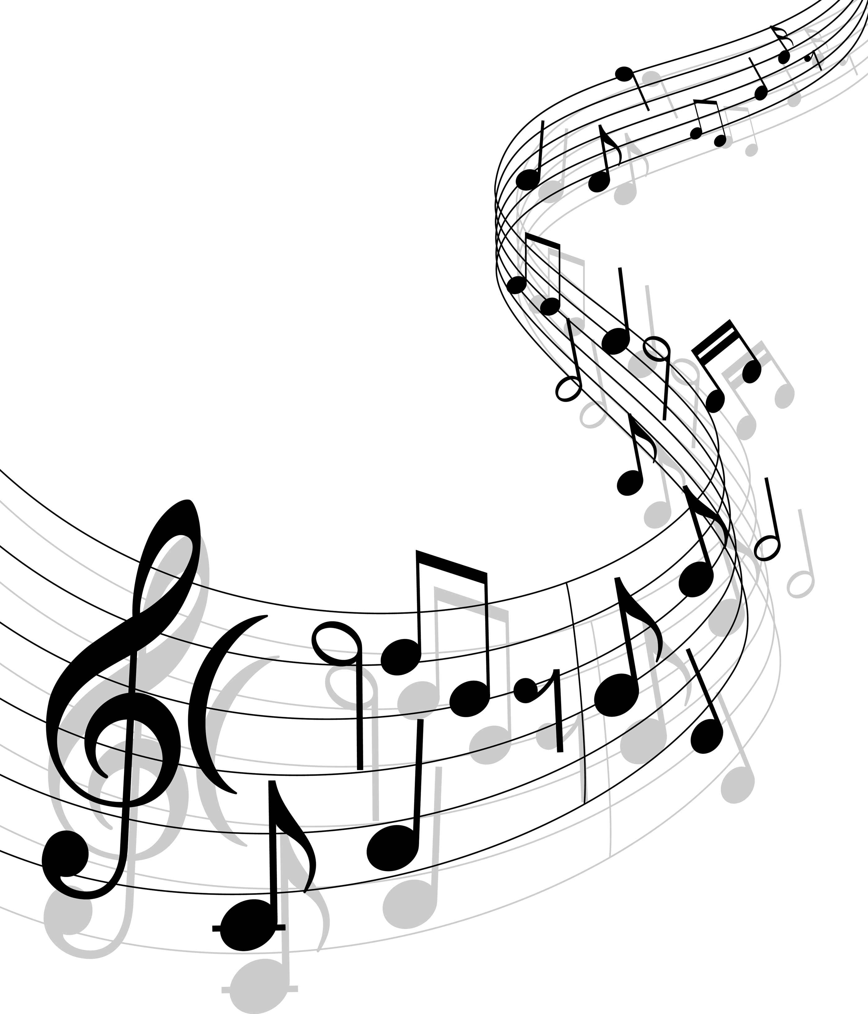Music note musical notes music musical note clipart free vector for