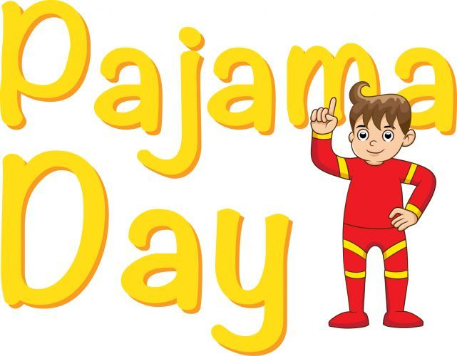 Pajama clip art 2 3