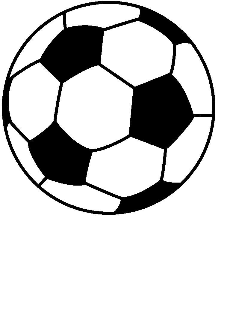 Pink soccer ball clipart free images 3