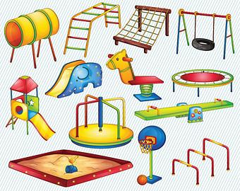Playground clipart 4 4
