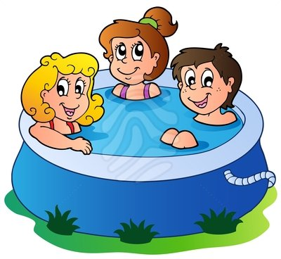 Pool clipart 3