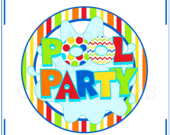 Pool party quotes quotesgram clip art