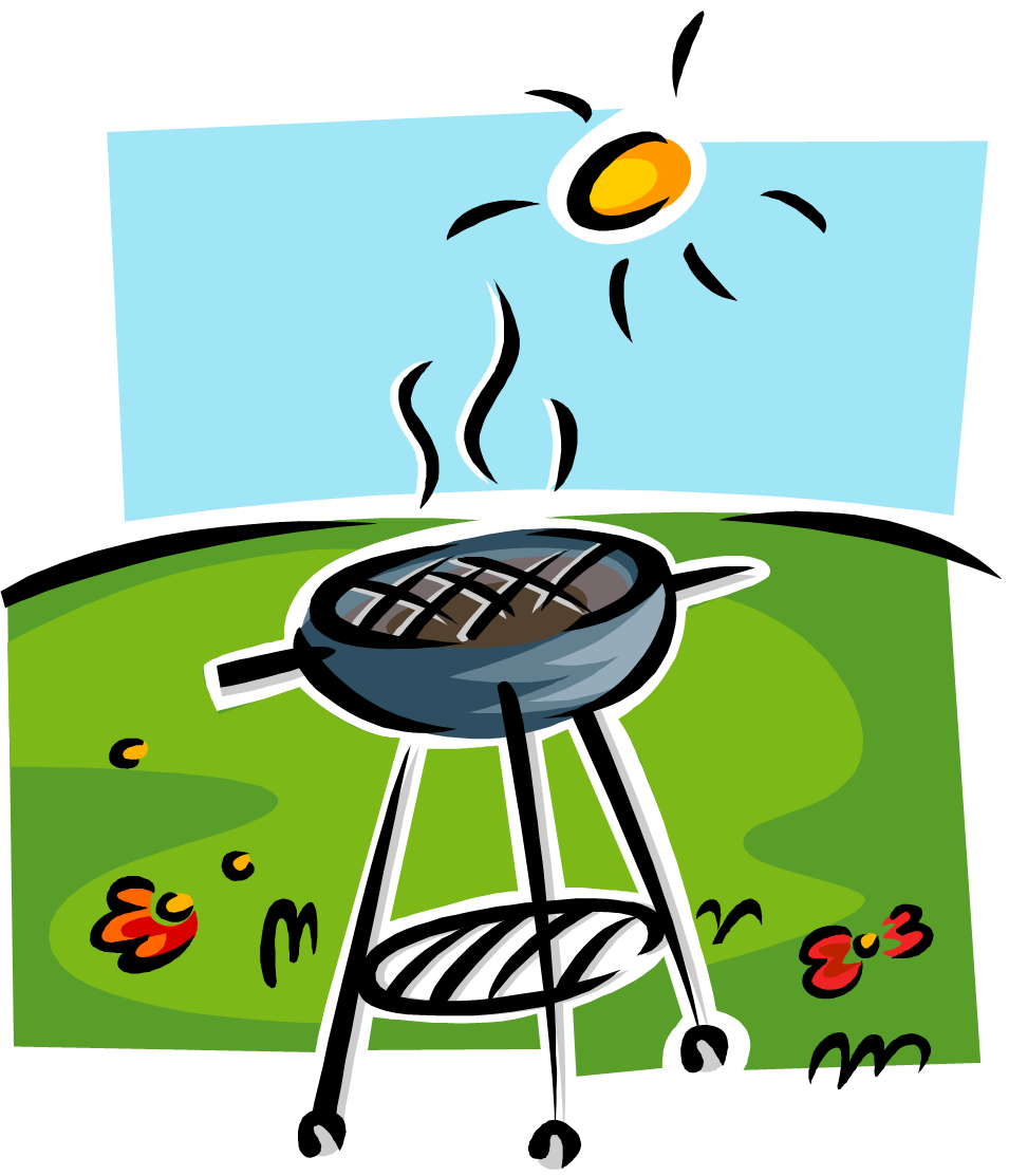 Pool party summer bbq party clip art free clipart images 2