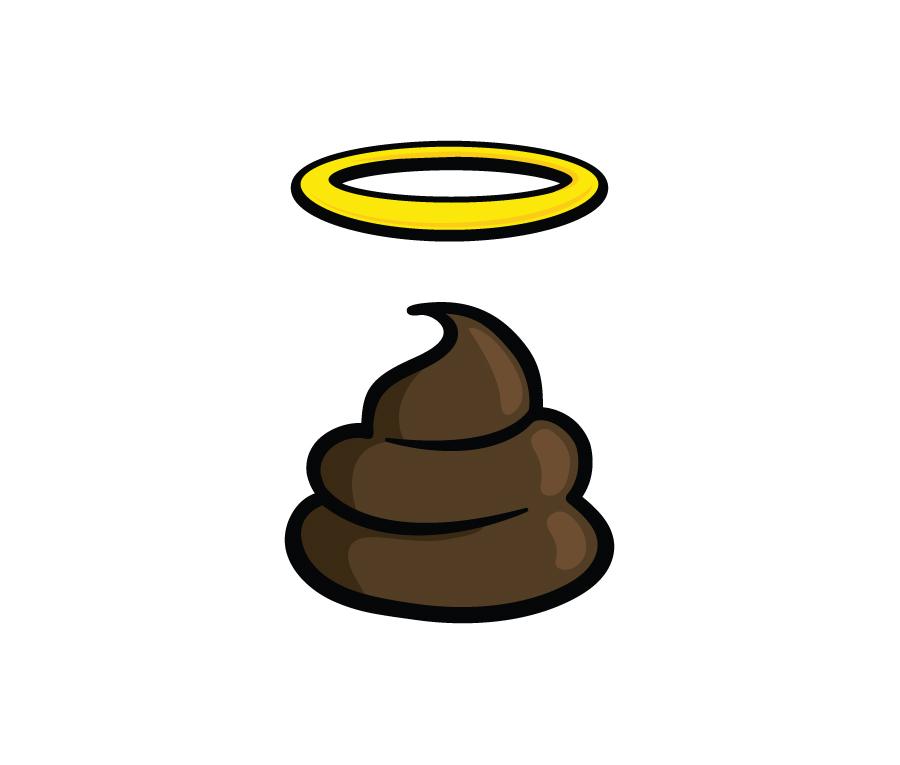 Poop poo clipart 3