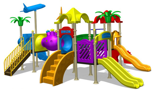 Preschool playground clipart