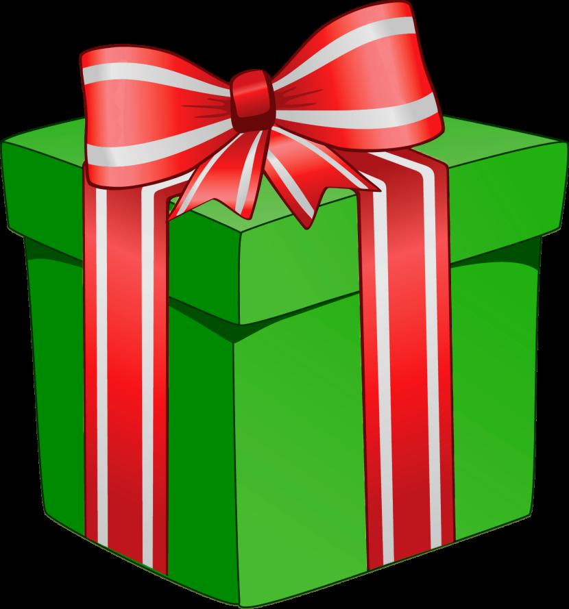 Present clipart 2