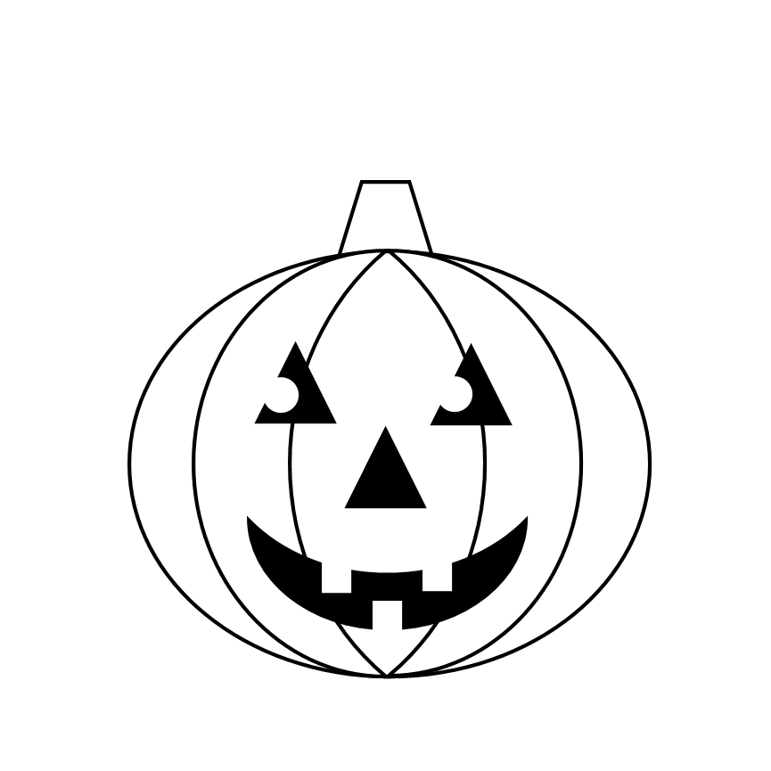 Pumpkin  black and white pumpkin clip art black and white