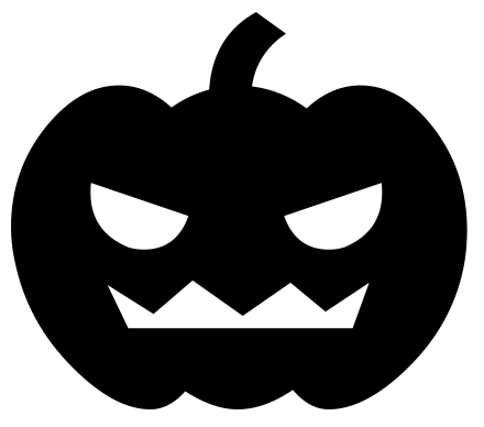 Pumpkin  black and white pumpkins clip art download