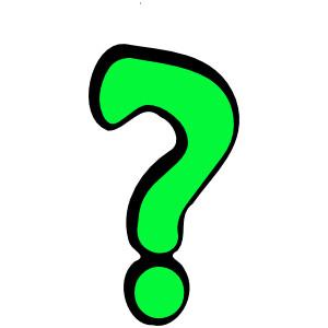 Question mark clip art free clipart images 3