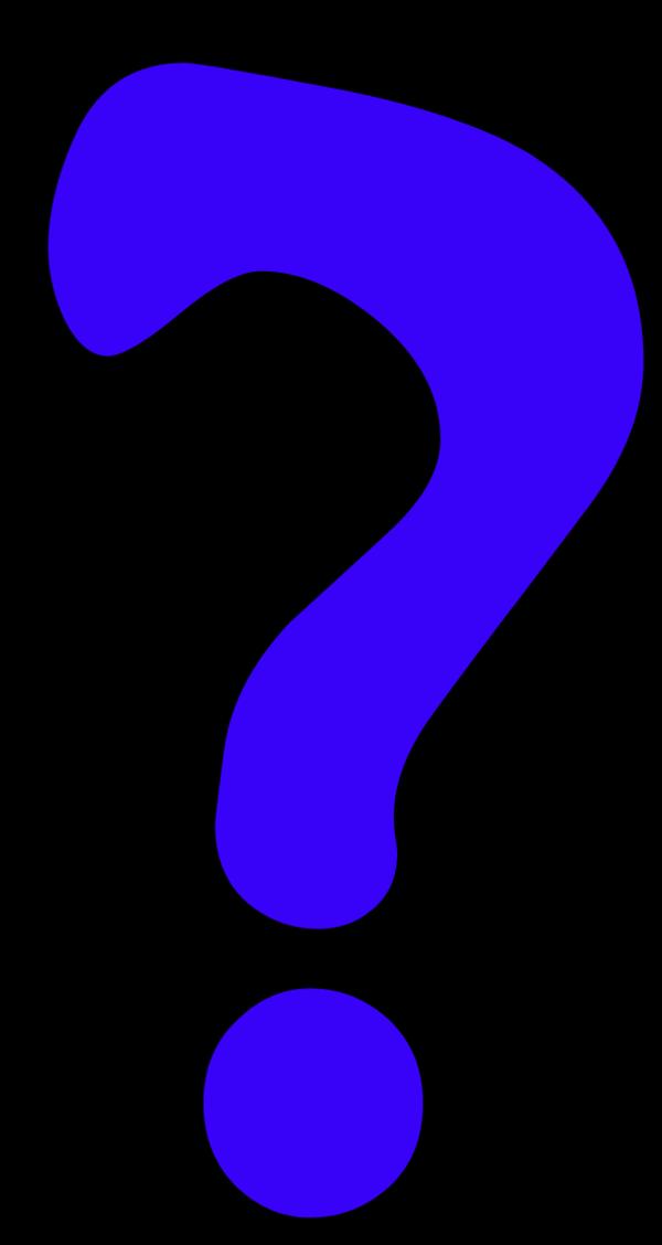 Question mark clip art question image 7