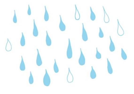 Raindrop animated rain drops clipart free to use clip art resource