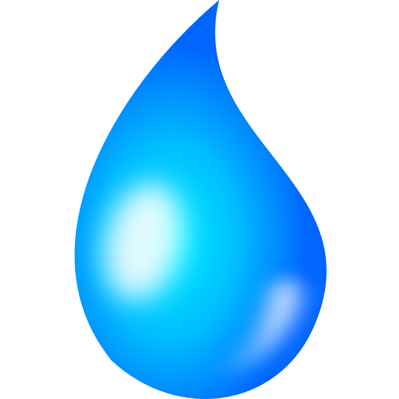 Raindrop free to use clip art