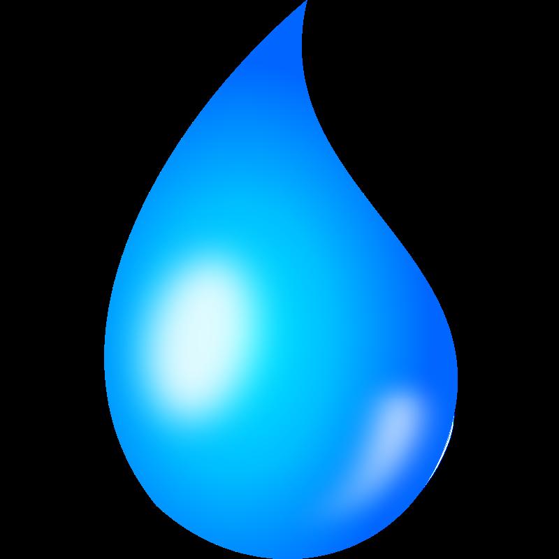 Raindrop free to use clip art