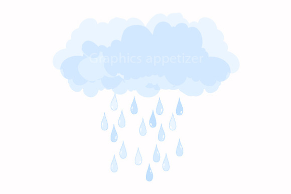 Raindrop rain clipart photos graphics fonts themes templates creative