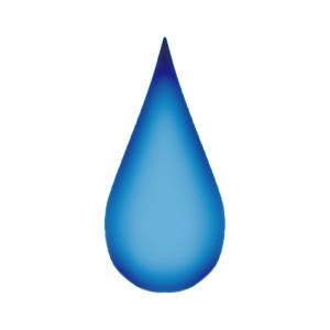 Raindrop rain drops clipart