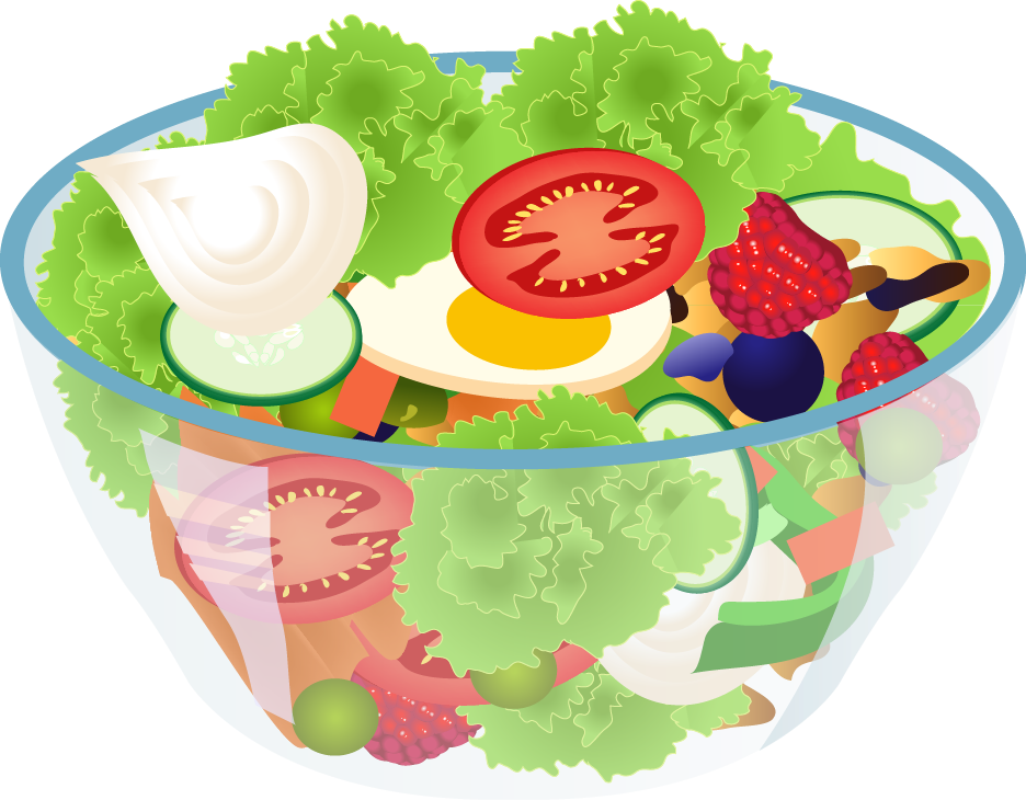 Salad Clipart 2 Wikiclipart