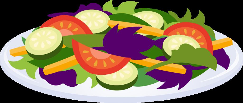 Salad clipart 9