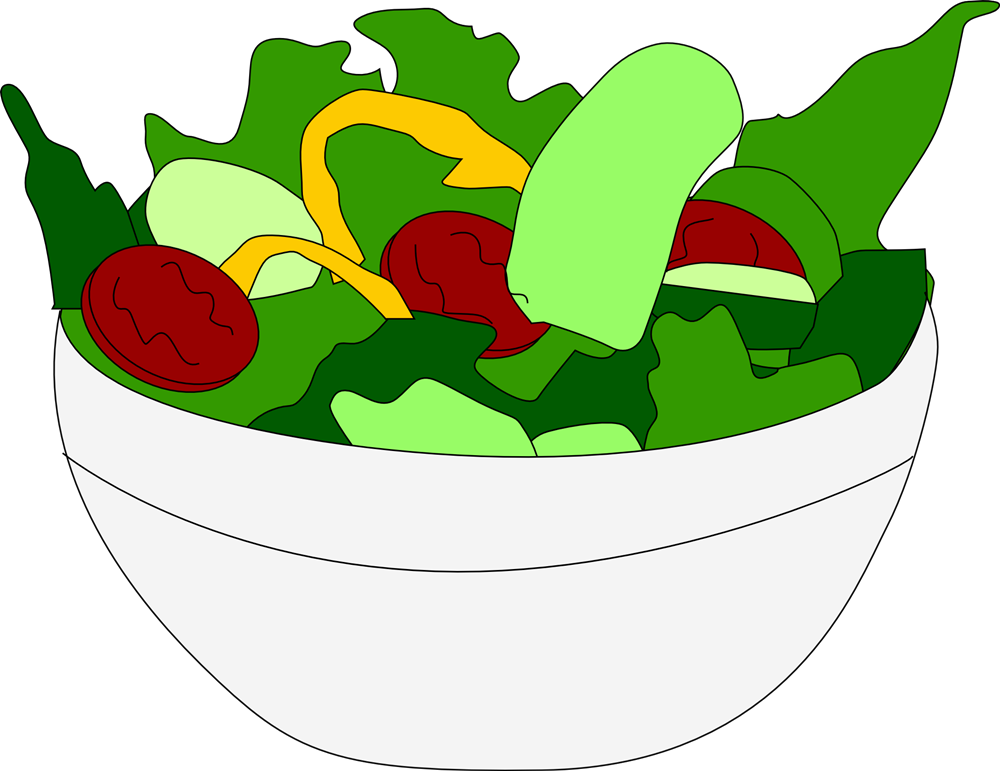 Salad Clipart Saladclipart Vegetable Clip Art 4 Wikiclipart