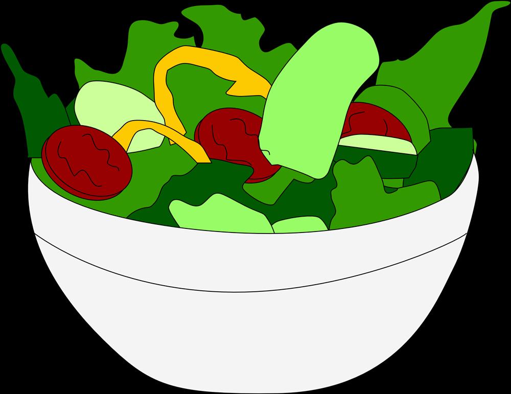 Salad clipart saladclipart vegetable clip art 4