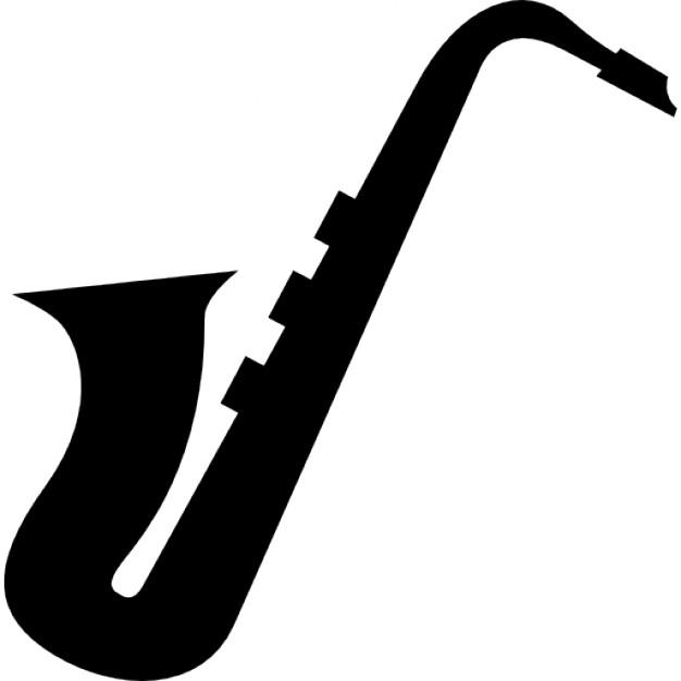 Saxophone cliparts