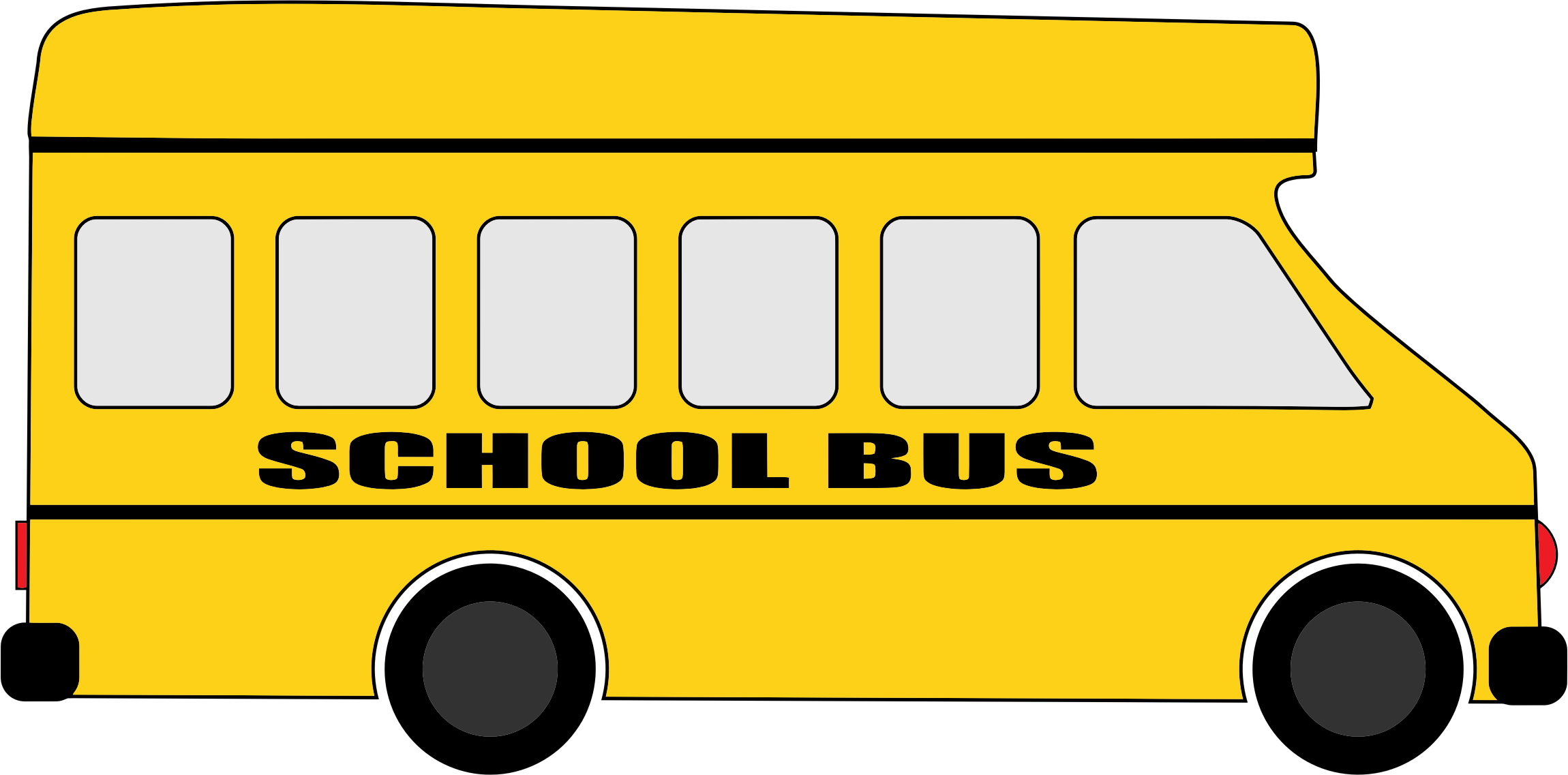 School bus clip art for kids free clipart images wikiclipart