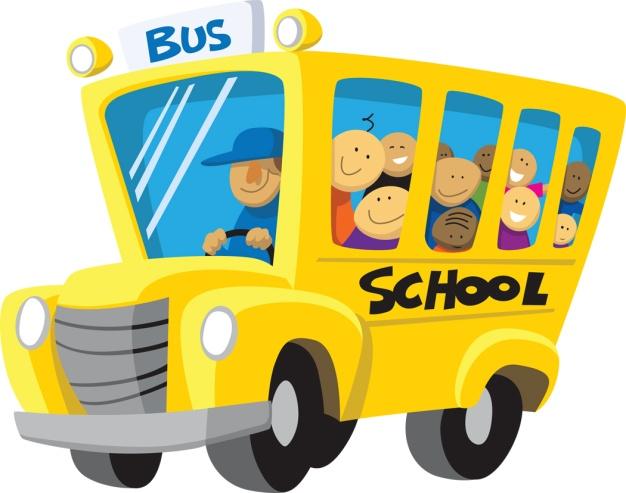 School bus clipart images 3 school clip art vector 4 6