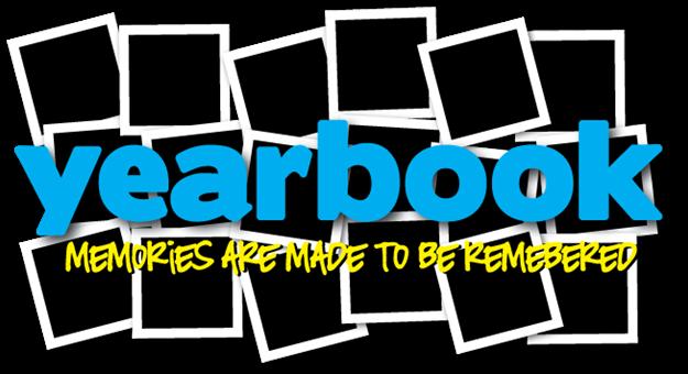 School yearbook clipart
