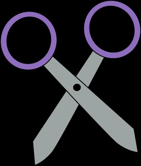 Scissors clipart 5