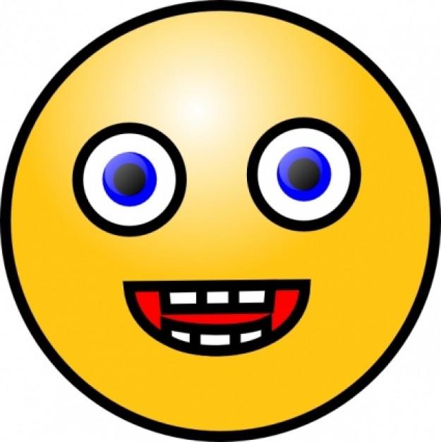 Smile clip art free clipart