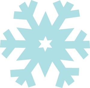 Snowflakes free snowflake clipart clip art 2