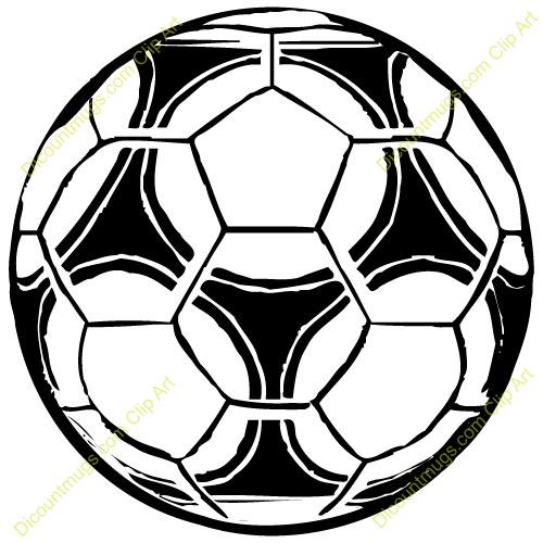 Soccer ball clip art 0