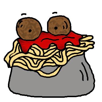Spaghetti clip art clipart