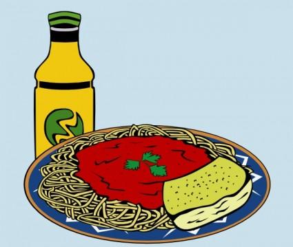 Spaghetti clip art download
