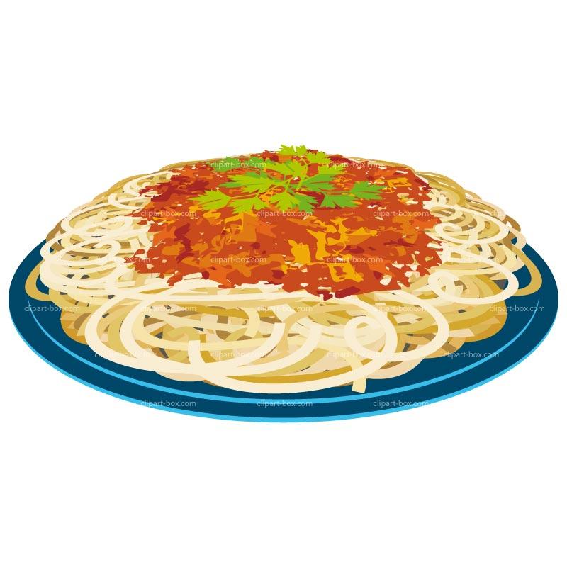 Spaghetti clip art pasta noodles clipart