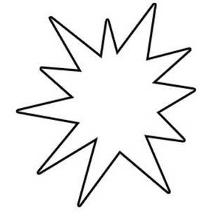 Star  black and white free star clipart black and white image 0 and