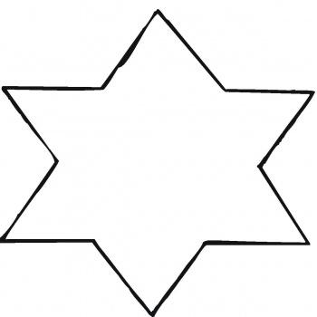 Star outline images star outline printable clip art