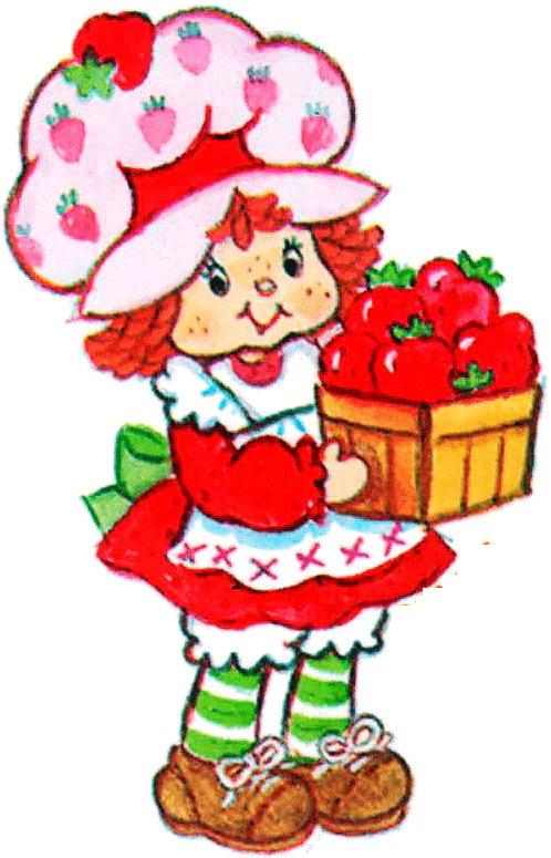 Strawberry clip art border clipart