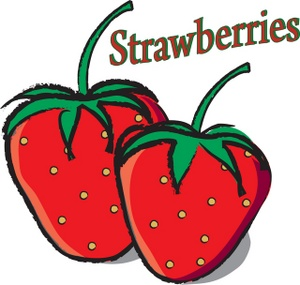 Strawberry clip art free clipart images 2 2