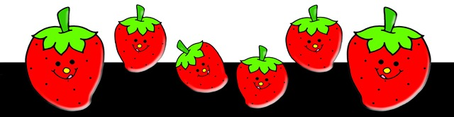 Strawberry clip art free clipart images 3
