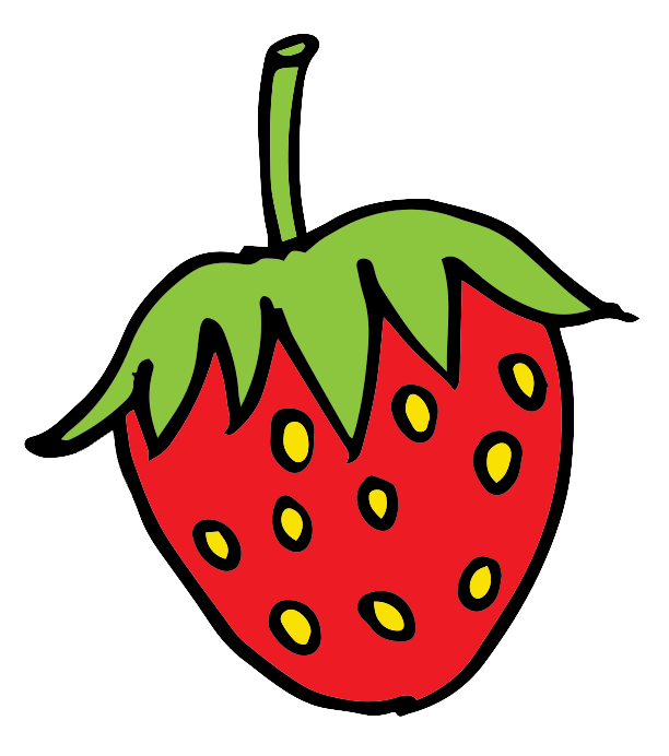 Strawberry clip art free clipart images 5