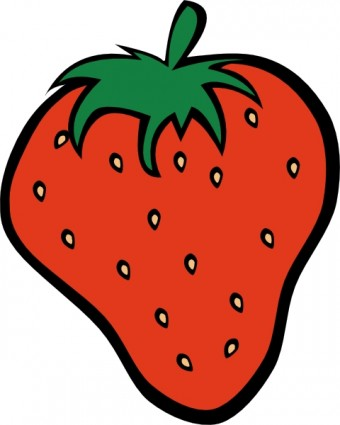 Strawberry clip art free clipart images