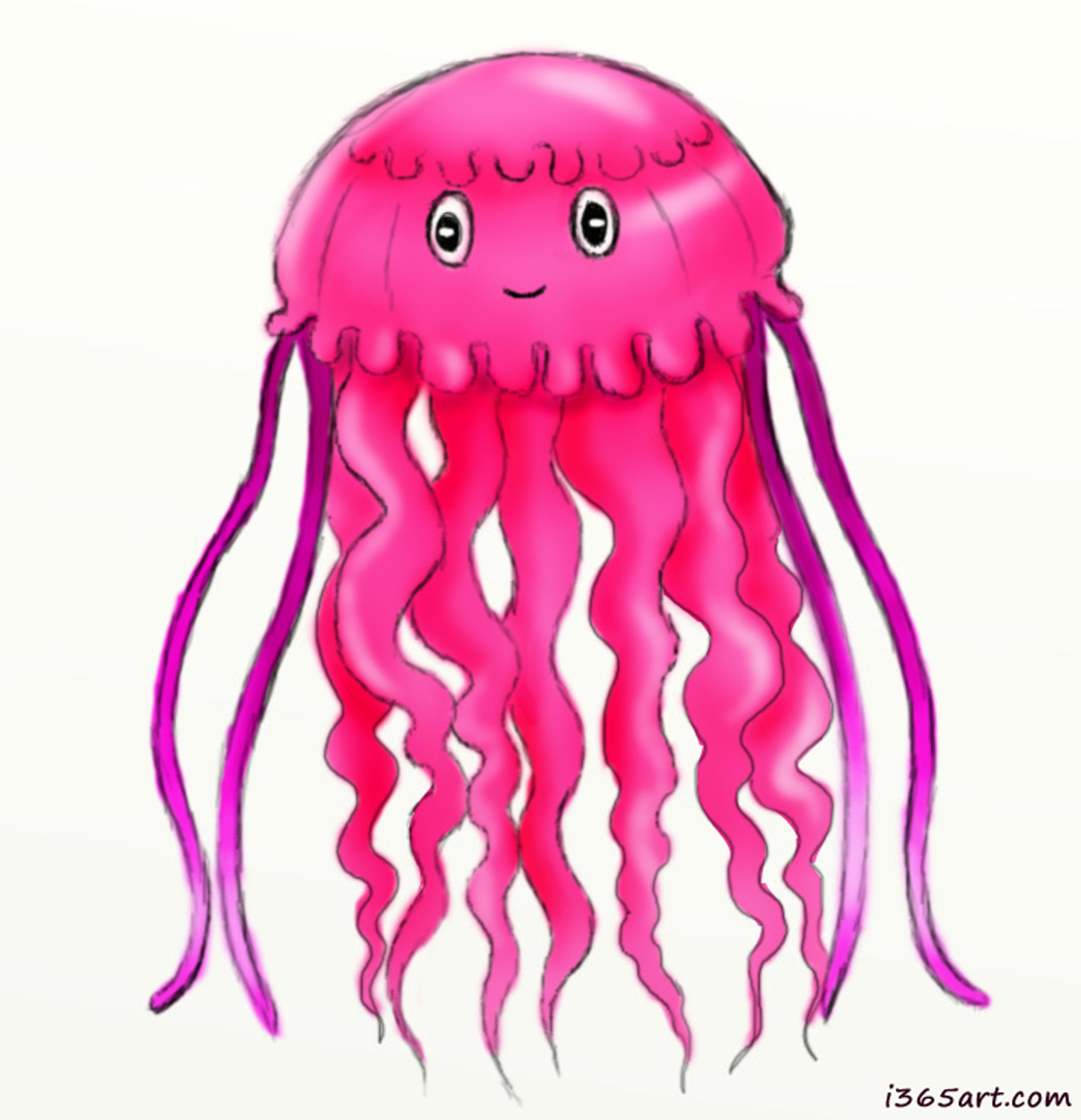 Tag jellyfish clipart clipart pictures