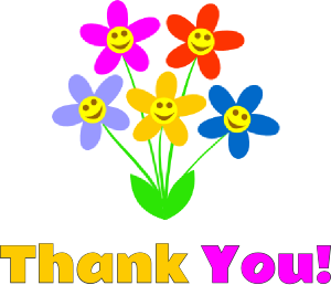 Thank you  free funny thank you images free clipart clip art image 7