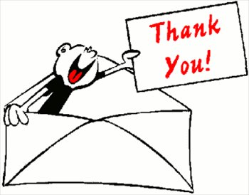 Thank you  free thank you clip art free clipart